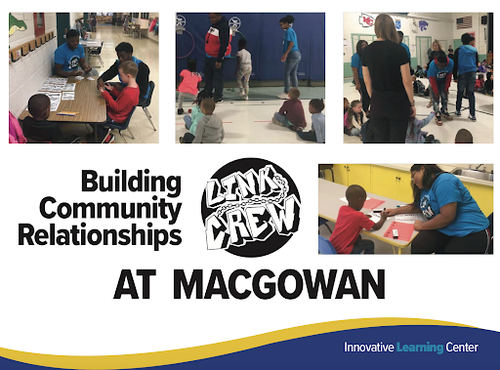 RUVL Link Crew - Building Community Relationships at MacGowan