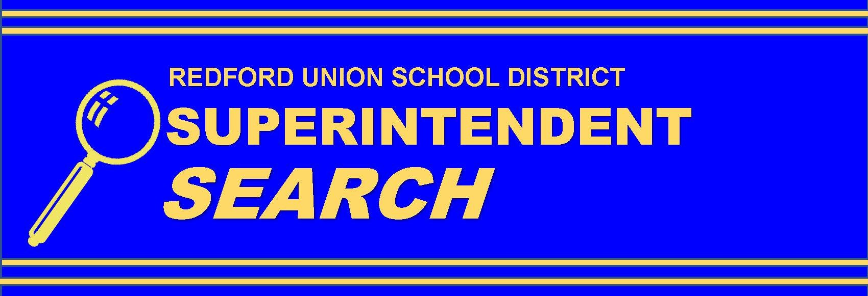 Redford Union School District - Superintendent Search